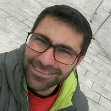 José Rafael felhasználói profilja