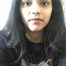 Poojitha Brugerprofil