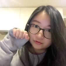 Xinning felhasználói profilja