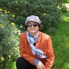 Shideh felhasználói profilja