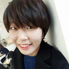 Perfil de usuario de Jung Ah