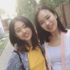 张欣琪 - Uživatelský profil