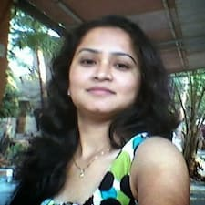 Deepali User Profile