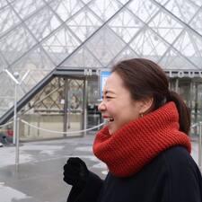 Chisato felhasználói profilja