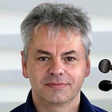 Henkilön Jean Claude käyttäjäprofiili
