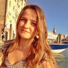 Profil utilisateur de Giannina