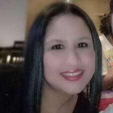 Estela felhasználói profilja
