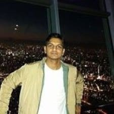 Profil utilisateur de Saisharan