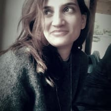 Miryam felhasználói profilja
