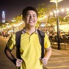Profil Pengguna Melvin Jay