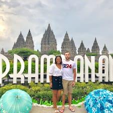 Amanda And Julien bir süper ev sahibi.