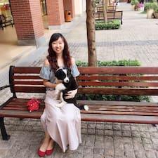 Weijia felhasználói profilja