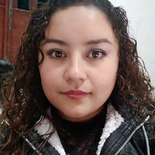 Bibiana felhasználói profilja