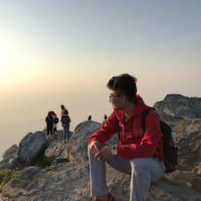文祎 User Profile