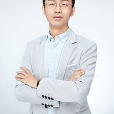 Guoqing felhasználói profilja