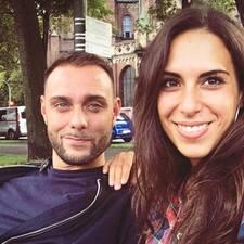 Mattia & Allegra felhasználói profilja