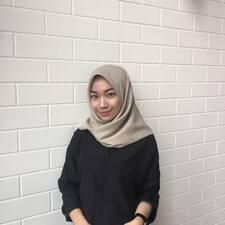 Profil utilisateur de Nur Nashrah