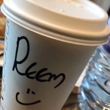 Perfil do utilizador de Reem