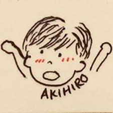 Profil Pengguna Akihiro