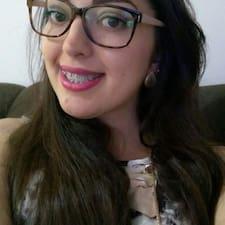 Perfil do utilizador de Maria Carolina