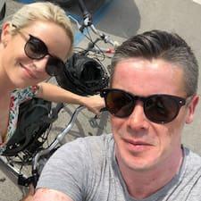 Steven& Steffi Brugerprofil