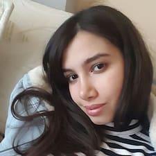 Profil utilisateur de Kristjela