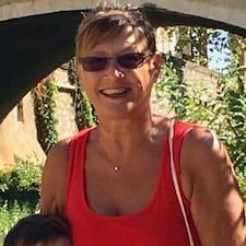 Marie-Christine felhasználói profilja