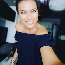 Profil Pengguna María José