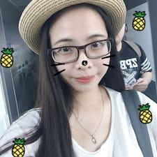 Yumi - Uživatelský profil