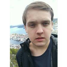 Nicolaj Paaske Holm Brugerprofil