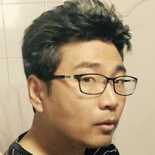 Gebruikersprofiel Sang Hwa