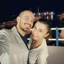 Valeria & Alberto es SuperAnfitrión.