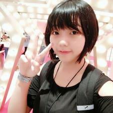 愉柔 felhasználói profilja