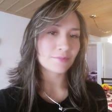 Profil utilisateur de Johanna Marcela
