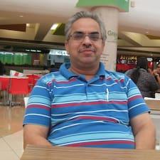 Ramabhaskaran felhasználói profilja