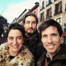 Alfredo, Marta Y Eduardo - Mahdrid Brugerprofil