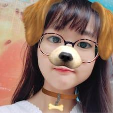 Perfil do utilizador de 赵欣宜
