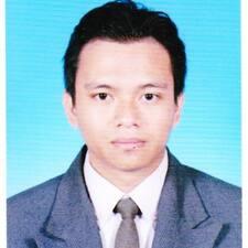 Mohd Asyraf Brukerprofil