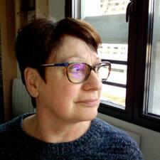 Nutzerprofil von Gisèle