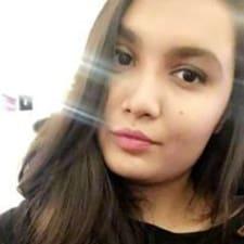 Saimy - Uživatelský profil
