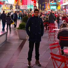 Profil korisnika Jaswanth Busnur