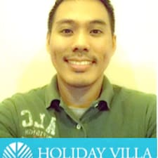 Holiday Villa User Profile