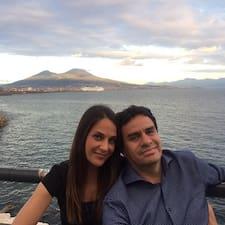 Profil utilisateur de Santiago & Tania