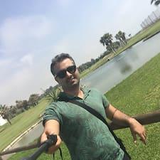 Parsa felhasználói profilja