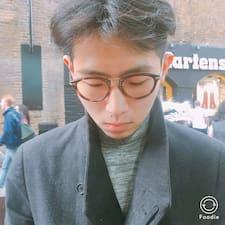 Profil utilisateur de Zheng