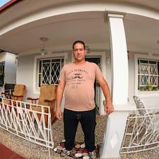 Profil Pengguna Luis Alberto