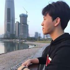 Minghao felhasználói profilja