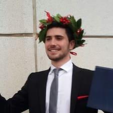 Profil Pengguna Cosimo