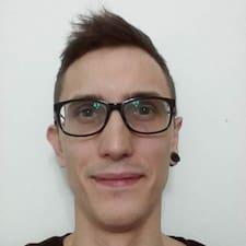 Ákos felhasználói profilja
