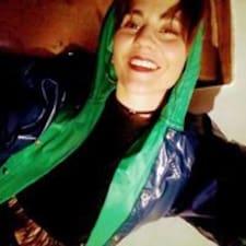 María Jose felhasználói profilja